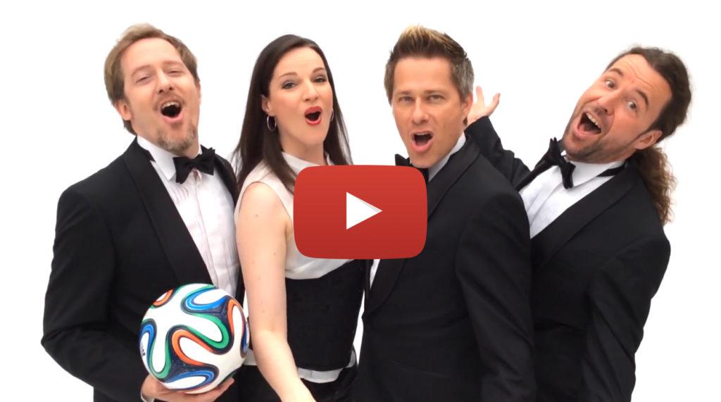LaLeLu: Deutschland-Samba/WM Song