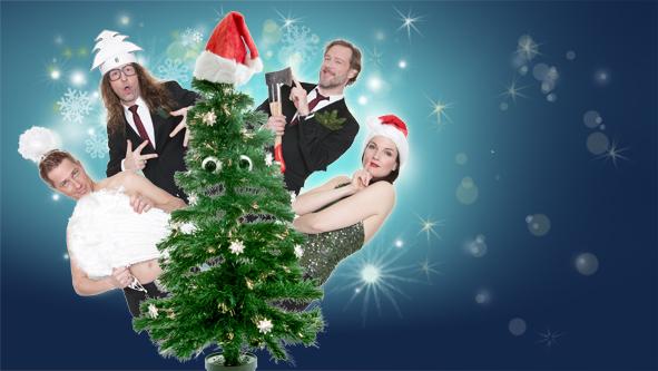 Weihnachten mit LaLeLu a cappella comedy