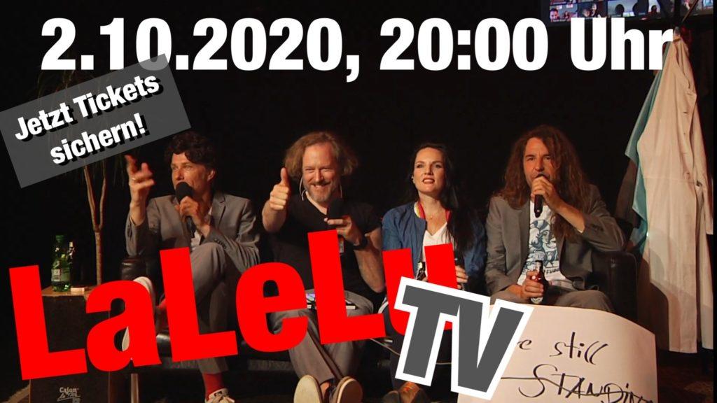 LaLeLuTV - Die Online-Show. 25 Jahre LaLeLu